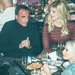 Paparazzi! Νίκος Αλιάγας: Βραδινή έξοδος με την σύζυγό του και την Μαρία Μπακοδήμου στην Αθήνα!