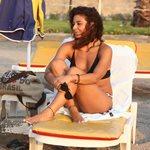Ειρήνη Κολιδά: Ποζάρει στον φωτογραφικό φακό του συντρόφου της, στις Πασχαλινές τους διακοπές