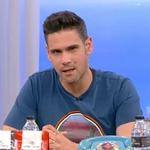 Ο Δημήτρης Ουγγαρέζος αποκάλυψε on air το δίδυμο που θα παρουσιάσει το καλοκαιρινό πρωινό του Open