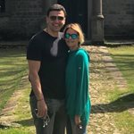 Τζένη Μπαλατσινού: Η κοινή φωτογραφία με τον Βασίλη Κικίλια και οι ευχές για τα γενέθλιά του