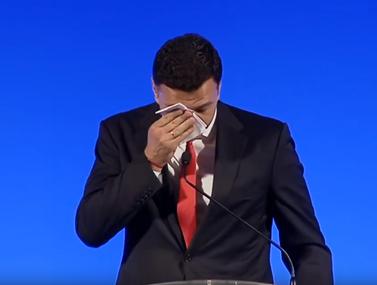 Δάκρυσε ο Βασίλης Κικίλιας: Η έντονη συγκίνηση του πολιτικού