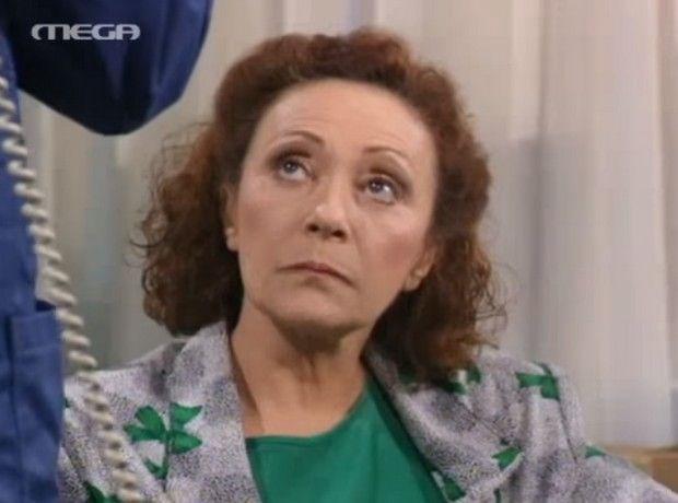 Μαρία Μαρτίκα: Μόλις δέκα άτομα αποχαιρέτησαν την κυρία Θάλεια του Ρετιρέ!