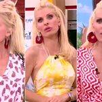 Ελένη Μενεγάκη: Άλλαξε τρία ρούχα κατά τη διάρκεια της εκπομπής της!