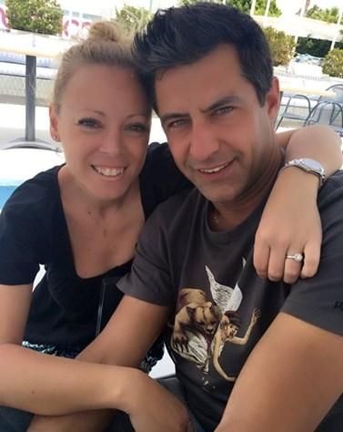 Κωνσταντίνος Αγγελίδης: Οι φωτογραφίες και το συγκινητικό μήνυμα της συζύγου του για την ονομαστική του εορτή