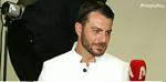 Γιώργος Αγγελόπουλος: Δείτε πώς απάντησε όταν ρωτήθηκε γιατί έκανε unfollow τον Σάκη Τανιμανίδη