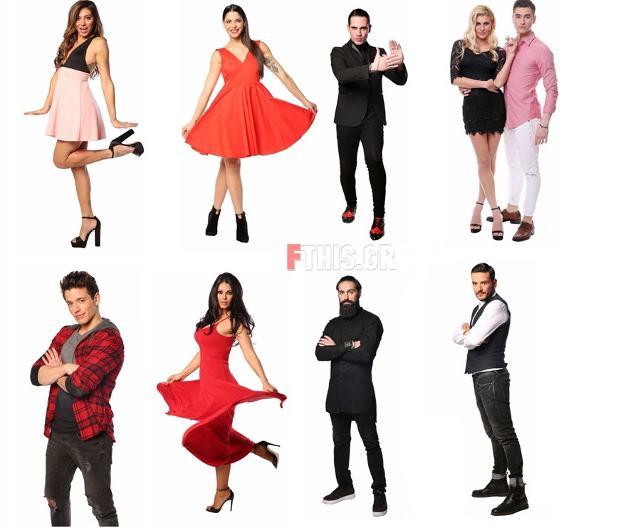 Dancing with the Stars: Οι διπλές χορογραφίες αυτής της εβδομάδας και η guest κριτής-έκπληξη