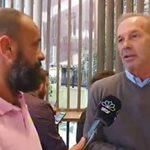 Πέτρος Κωστόπουλος: Δείτε πώς αντέδρασε όταν ρωτήθηκε για την Τζένη Μπαλατσινού!