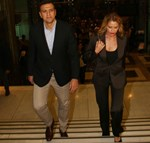 Τζένη Μπαλατσινού - Βασίλης Κικίλιας: Αυτοί θα είναι οι κουμπάροι στον γάμο τους