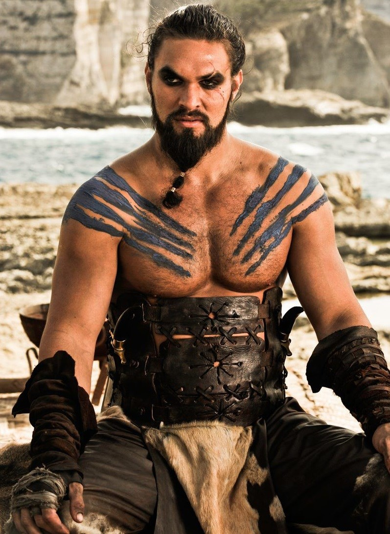 Game of Thrones: Ο Τζέισον Μομόα ξυρίστηκε μετά από 7 χρόνια και έγινε viral