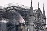 Παναγία των Παρισίων: Η επόμενη μέρα μετά την καταστροφή
