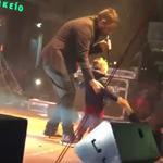 Γιώργος Γιαννιάς: Ο 2χρονος γιος του ανέβηκε στη σκηνή και έγινε… χαμός
