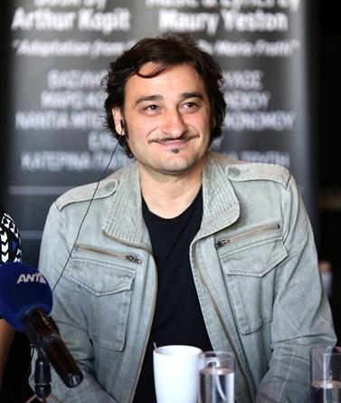 Βασίλης Χαραλαμπόπουλος: Βραδινή έξοδος με τη σύζυγό του, Λίνα Πρίντζου