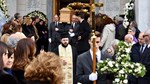 Θλίψη στην κηδεία της Νίκης Γουλανδρή