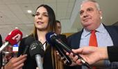 Ειρήνη Μελισσαροπούλου: Οι πρώτες δηλώσεις μετά την επιστροφή της στην Ελλάδα