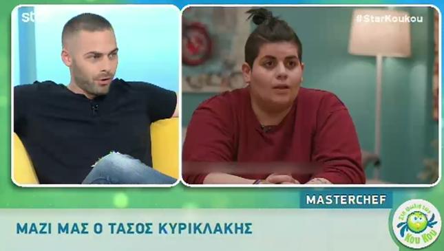 Τάσος Κυρικλάκης: Οι πρώτες δηλώσεις μετά την αποχώρησή του από το MasterChef