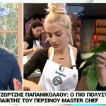 Τζώρτζης Παπανικολάου: Πήγε καλεσμένος στο Happy Day και σχολίασε το φετινό MasterChef