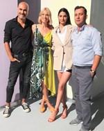 Greece's Next Top Model: Δείτε τι έκαναν οι τέσσερις κριτές μετά το τέλος των οντισιόν στην Κρήτη!