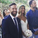 Γιάννης Βαρδής – Νατάσα Σκαφιδά: Η φωτογραφία και το δημόσιο μήνυμα για την πρώτη επέτειο του γάμου τους