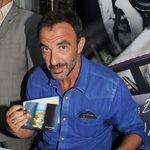 Ο Νίκος Αλιάγας επέστρεψε στην Ελλάδα! Δείτε με ποια πασίγνωστη παρουσιάστρια συναντήθηκε