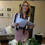 Τατιάνα Στεφανίδου: Δείτε φωτογραφίες από το εντυπωσιακό της γραφείο στο Epsilon!