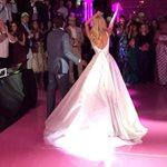 Νομικού-Θεοδωρίδης: Η άφιξη του ζευγαριού στη γαμήλια δεξίωση, ο πρώτος χορός και το party που κράτησε μέχρι το πρωί!