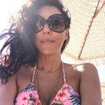 Σίσσυ Φειδά: Στην παραλία με την δύο ετών κόρη της!