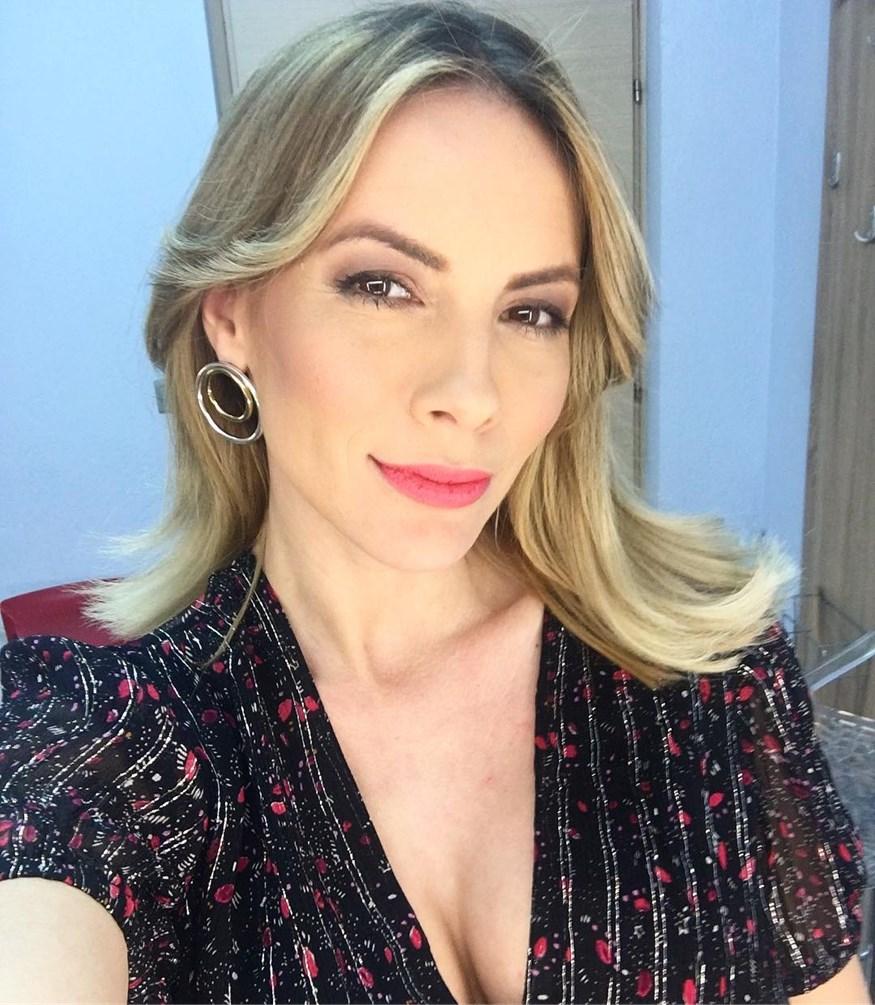 Μαρία Λουίζα Βούρου: Στον έκτο μήνα της εγκυμοσύνης της, μας δείχνει για πρώτη φορά την πολύ φουσκωμένη κοιλίτσα της!