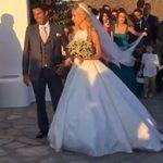 Δούκισσα Νομικού: Δημοσίευσε στο Instagram την πιο τρυφερή φωτογραφία από τον γάμο της!