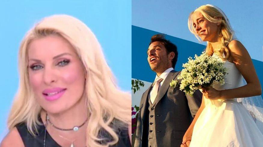 c4f01f97660 VIDEOS/Πώς σχολίασε η Ελένη Μενεγάκη τον γάμο της Δούκισσας Νομικού με τον  Δημήτρη Θεοδωρίδη;