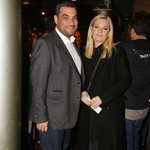 Ελισάβετ Μουτάφη - Μάνος Νιφλής: Γάμος στη Σαντορίνη με... πέντε κουμπάρους!