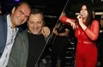 Άντζελα Δημητρίου: Ο Γιώργος Τρούπης απόλαυσε το live της, 13 χρόνια μετά το δεύτερο διαζύγιό τους!