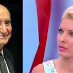 Η Ελένη Μενεγάκη αποχαιρετά τον Κωνσταντίνο Μητσοτάκη: Δείτε τι είπε on air