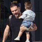 Γρηγόρης Αρναούτογλου: Δημοσίευσε στο Instagram την πρώτη φωτογραφία με τον 4,5 χρονών γιο του, Αναστάση!