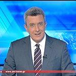 Ο Κυριάκος Μητσοτάκης στο κεντρικό δελτίο ειδήσεων του ΑΝΤ1