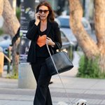Paparazzi! Η Βάνα Μπάρμπα στους δρόμους της Γλυφάδας