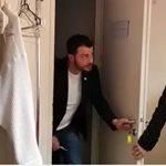 Γιώργος Αγγελόπουλος: Δείτε τι συνέβη, όταν επισκέφθηκε το καμαρίνι του Τάκη Ζαχαράτου για να του ζητήσει συγγνώμη