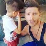 Γιώργος Μανίκας: Δείτε το τατουάζ που χτύπησε αφιερωμένο στον γιο του, Άγγελο!