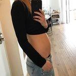 Ξανθιά καλλονή περιμένει το δεύτερο μωράκι της και μας το ανακοίνωσε μέσω instagram
