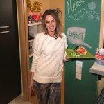 Ιωάννα Σουλιώτη: Μας ανοίγει την πόρτα του σπιτιού της και ετοιμάζει νηστίσιμα χάμπουργκερ