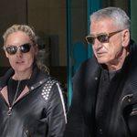 Paparazzi! Ο Γιώργος Βογιατζής σε σπάνια δημόσια έξοδο με την κατά 35 χρόνια νεότερή σύζυγό του