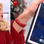 Ελένη Μενεγάκη: Το ξαφνικό τηλεφώνημα της μητέρας της εν ώρα εκπομπής - Γιατί αποχώρησε από το πλατό