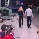 Ελένη Μενεγάκη: Έφυγε από το πλατό την ώρα της εκπομπής!