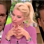 Ελένη Μενεγάκη: Τα σχόλια για την τηλεοπτική συνάντηση Λιάγκα-Κωστόπουλου στο Late Night!