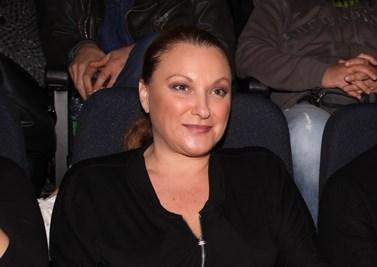 Δείτε τη Ρένια Λουιζίδου σε δημόσια εμφάνιση με τον σύζυγό της