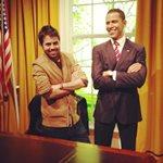 Ήρθε ο... Barack!