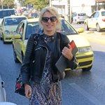 Paparazzi! Η Ελένη Μενεγάκη πέτυχε το τέλειο boho style στη νέα της δημόσια εμφάνιση