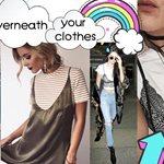 Γιατί να φορέσεις εσώρουχα πάνω από τα ρούχα;