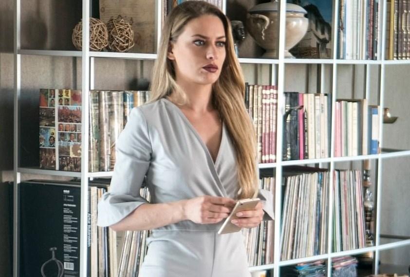 Ντόρα Μακρυγιάννη: Έτσι πήρε τον ρόλο της στη δραματική σειρά του ΑΝΤ1 Γυναίκα χωρίς όνομα!