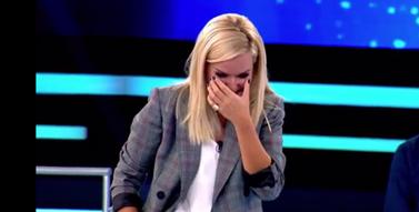 Still Standing: Δάκρυσε από τα γέλια η Μαρία Μπεκατώρου με την ατάκα του παίκτη!