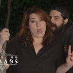 Talking Nomads: Κατερίνα Ζαρίφη και Θανάσης Πασσάς στην απογευματινή ζώνη του ΑΝΤ1